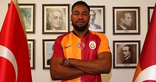 Christian Luyindama Yeniden Galatasaray'da