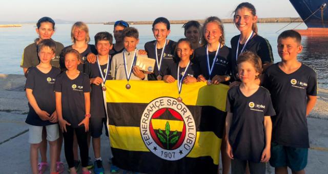 Fenerbahçeli Yelkecilerden Başarılı Sonuçlar