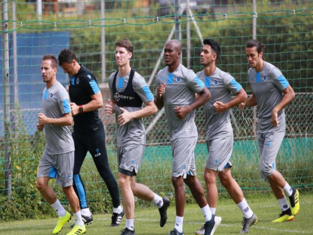 Trabzonspor Oyuncularının Hırsı Göz Doldurdu