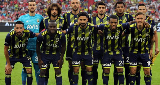 Fenerbahçe Cumhuriyet Kupası'nda Demir Grup Sivasspor'a Konuk Oluyor