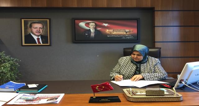 Kahramanmaraş Milletvekili Habibe Öçal, Kurban Bayramı Mesajı Yayınladı