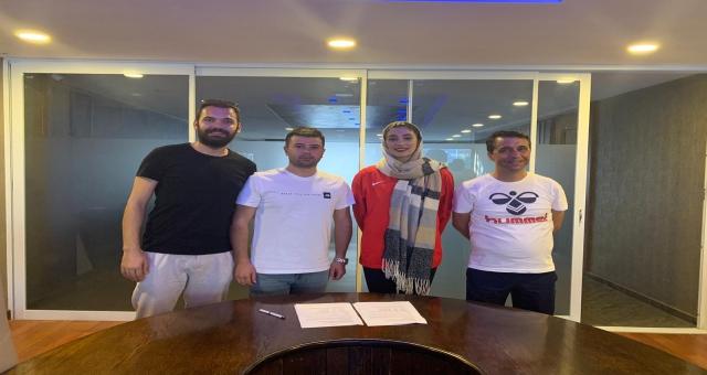 İranlı milli voleybolcu, Elbistanspor'a transfer oldu