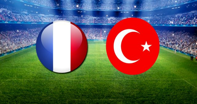 A Milli Takımımızın Fransa maçı ilk 11'i belli oldu!