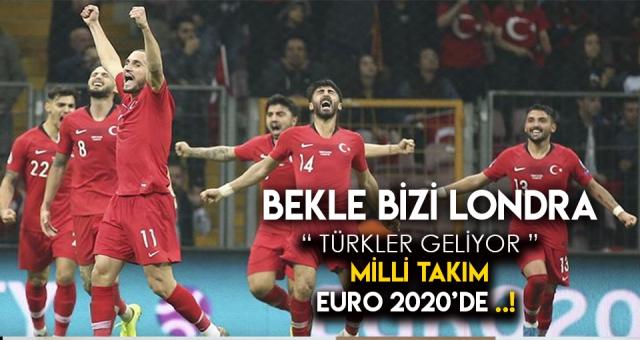 Bekle Bizi Londra Türkler Geliyor !