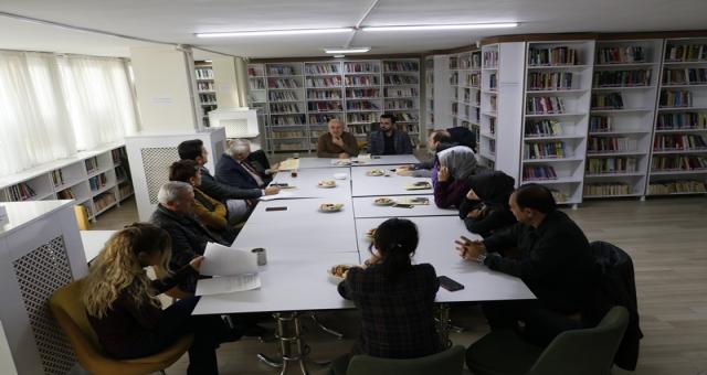 Kitap Analiz Günleri'nin konuğu Yazar Vedat Ali Kızıltepe oldu!