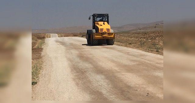 Kahramanmaraş'ta Yol Çalışmaları