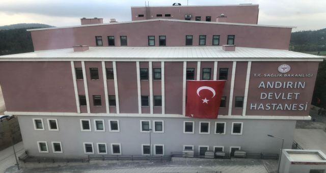 Andırın Devlet Hastanesi Hizmete Girdi