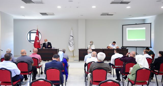 Dulkadiroğlu Meclis Toplantısı Yeni Binada Yapıldı