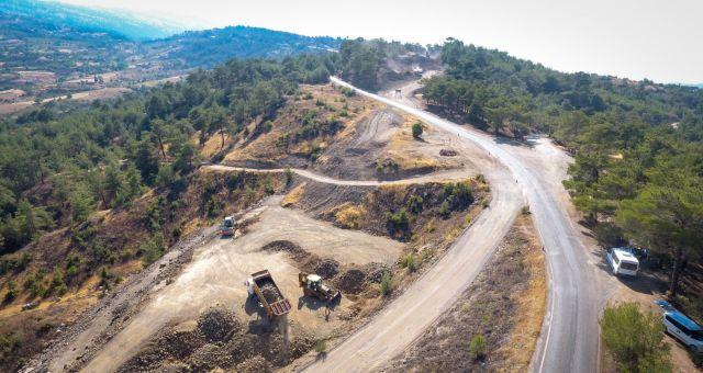 Dulkadiroğlu'nda Kırsal Yol Çalışmaları