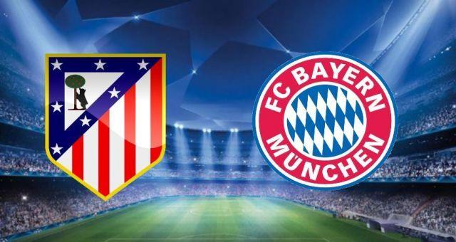 Atletico Madrid - Bayern Münih maçı ne zaman, saat kaçta, hangi kanalda ?