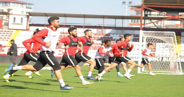 Hatayspor,Ankaragücü Maçının Hazırlıkları Başladı