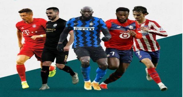 Avrupa'nın Beş Büyük Lig'inde Son Durum