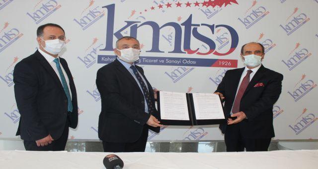 KMTSO Ve Şekerbank Arasında Anlaşma