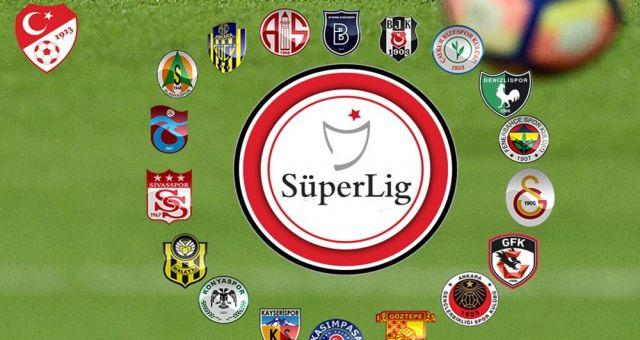 Süper Lig 28. Hafta Maçları