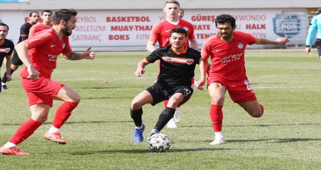 Tuzla-Adanaspor Maçı