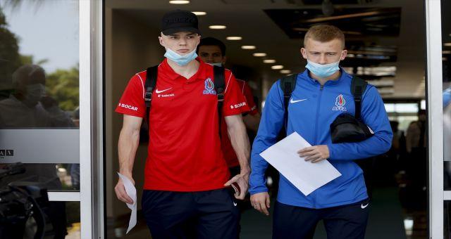 Azerbaycan A Milli Futbol Takımı Antalya'ya Ayak Bastı