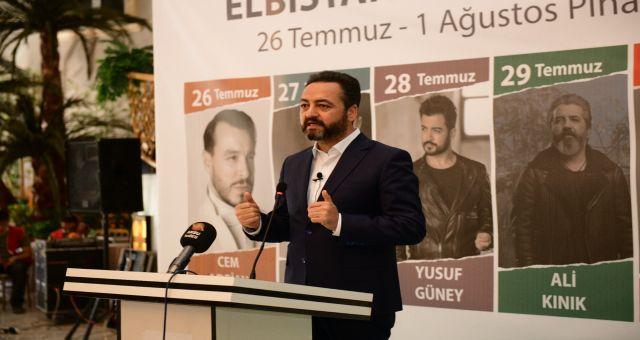 Elbistan Türkiye'nin En Büyük Müzik Festivali Projesine Hazırlanıyor