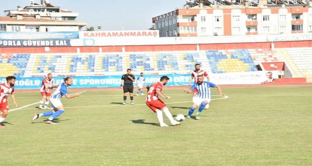Kahramanmaraş Derbisinin Kazananı Yine Türkoğlu Belediye Spor