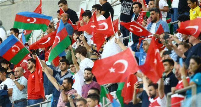 TFF'den Azerbaycan'a Teşekkür