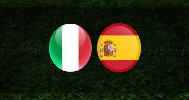 İtalya Finalde İspanya Vedalaştı