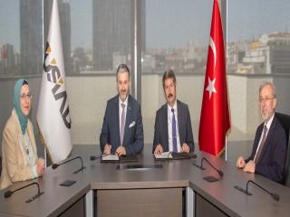 Müstakil Sanayici ve İşadamları Derneği ile Fatih Sultan Mehmet Vakıf Üniversitesi arasında İş Birliği Protokolü İmzalandı