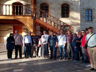 Bosnalı Heyet ziyaret etti Yedi Güzel Adam Müzesine hayran kaldılar