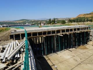 Hastane Köprüsü Tamamlanıyor