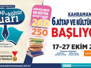 Anadolu'nun En Büyük Kitap Fuarı Açılıyor