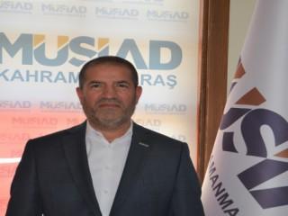 MÜSİAD Kahramanmaraş Başkanı KERVANCIOĞLU: Türkiye Ekonomisinin Pozitif Büyüme Sürecine Kaldığı Yerden Devam Edeceğine İnanıyoruz