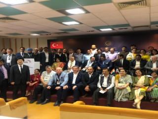 MÜSİAD'lı İş İnsanları Hindistan'da Ticari Temaslarda Bulundu