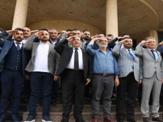 Onikişubat Belediye Meclisi'nden 'Barış Pınarı Harekatı'na tam destek!