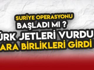 Türkiye'nin BARIŞ PINARI operasyonu başladı mı?