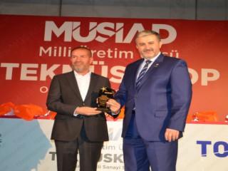 """MÜSİAD'ın Milli Üretim Üssü """"Orta Ölçekli Sanayi"""" için KAHRAMANMARAŞ Hazır"""