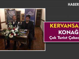 """TARİHİ KOCABAŞ KONAĞI """" KERVANSARAY """" oldu !"""