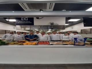 Yabancı Diplomatları Kahramanmaraş Mutfağıyla Tanıştırdı