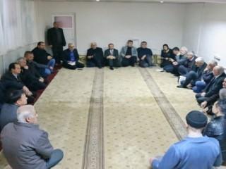 Belediye Başkanı Kılınç, Muhtarlarla Bir Araya Geldi