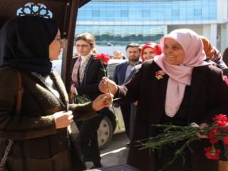 Milletvekili Öçal'dan 8 Mart Dünya Kadınlar Günü Mesajı