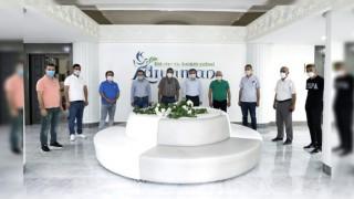 İnternet Yayıncıları ve Gazeteciler Derneğinden, Başkan Kılınç'a Ziyaret