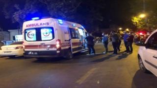 Kahramanmaraş'ta Dur İhtarına Uymadı Polise Çarptı