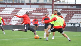 Hatayspor,Erzurumspor Maçının Hazırlıklarını Sürdürdü