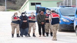 Suriye'den Türkiye'ye Yasadışı Yollarla Girmeye Çalışan Altı Kişi Yakalandı
