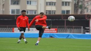 Hatay,Sivasspor Maçının Hazırlıkları