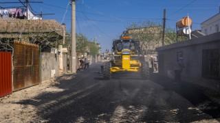 Dulkadiroğlu Belediyesinin Asfalt Mesaisi Başladı