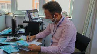 Kahramanmaraş Büyükşehir'in 250 Lira Yüklü Kartları Dağıtılmaya Başladı