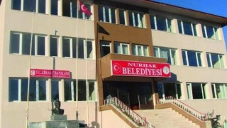Kahramanmaraş'ta Nurhak Belediyesi binası karantinaya alındı