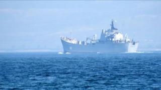 Rus Donanması Pasifik Okyanusunda Tatbikat Yapıyor